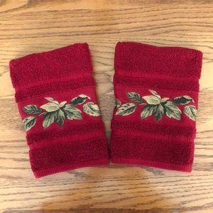 Chaps Hand Towels